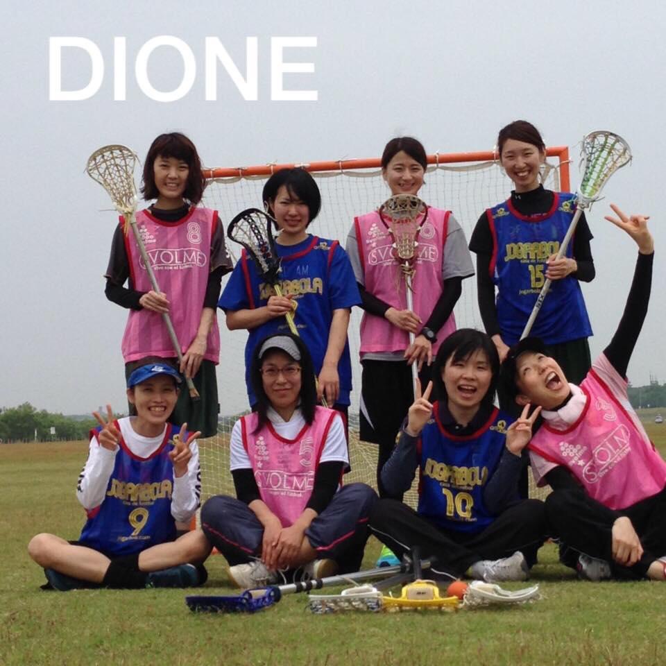 DIONE(ラクロスサークル)